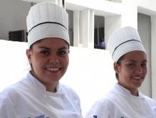 Quinta generación de chefs pasteleros