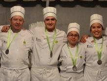 Graduados Chef en Pastelería