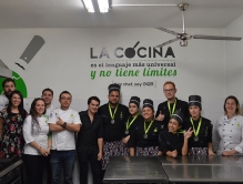 Egresados Chef en Artes Culinarias