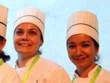 Cuarta generación de chefs pasteleros
