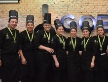 Egresados Chef en Pastelería