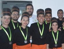 Graduados Chef en Artes Culinarias