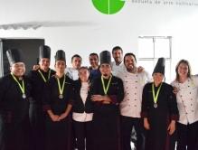 Vigésima tercera generación de chefs